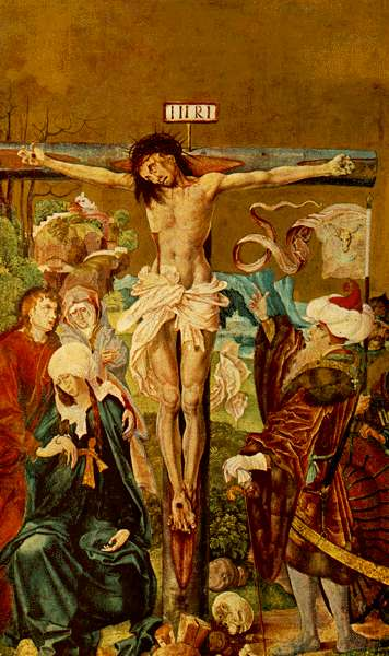 MS mester: Kálvária, Selmecbánya, 1506